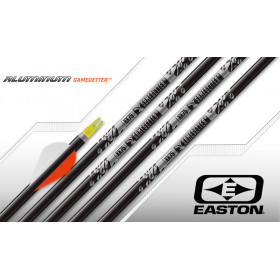 tube de flèche aluminium Easton Gamegetter