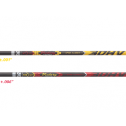 tubes carbone Victory Archery 3DHV