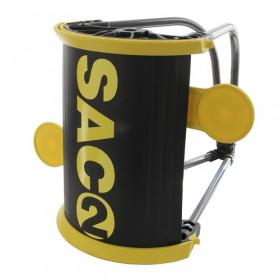petit modèle de cible Saco Dueling Target par Saunders Sausa
