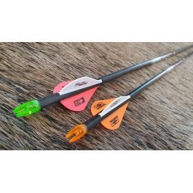 flèches Easton 6MM Aftermath pour la chasse à l'arc