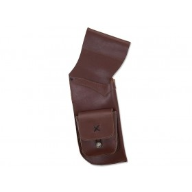 carquois de hanche Buck Trail Classic Brown Leather