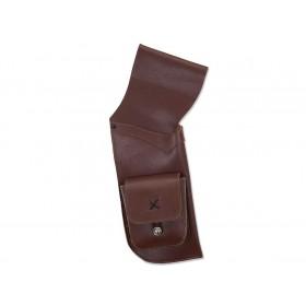 carquois de hanche Buck Trail Classic Brown Leather