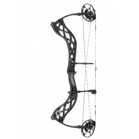 arc compound Bowtech Carbon Zion couleur noir