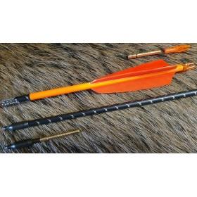 flèche ultra-lourde pour chasse du buffle