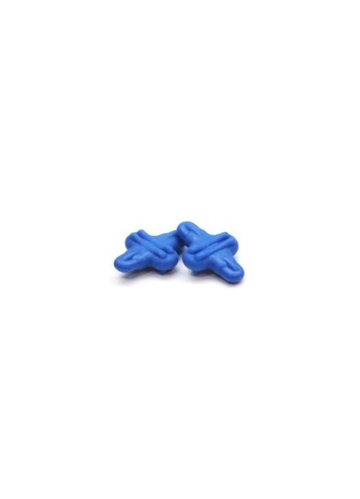 silencieux compound SVL Everlast String Leech bleu