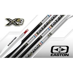 Flèches Easton X23 pour le tir compound en salle