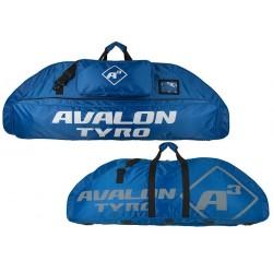 housse Avalon Tyro A3 bleue