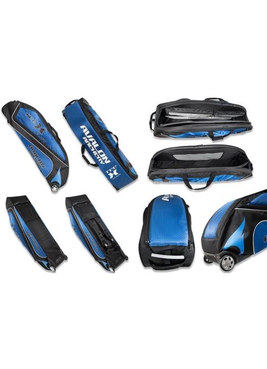 valise Avalon Tec X Flash Trolley pour 1 ou 2 arcs compound