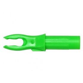 encoche Bohning A-Nock vert opaque