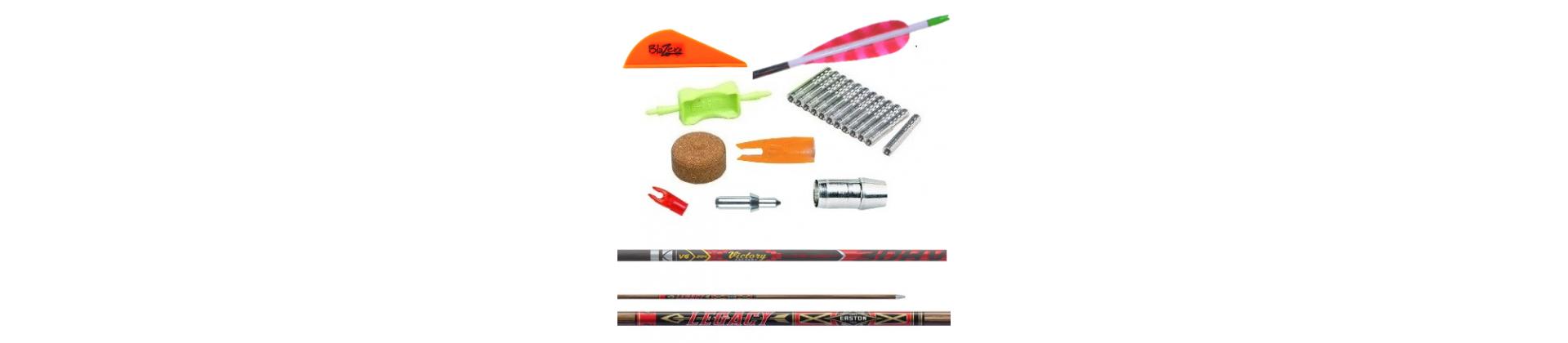 Composants pour flèches