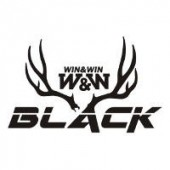 Win & Win Black Archery